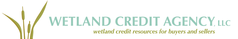 Wetland Credit Agency, LLC